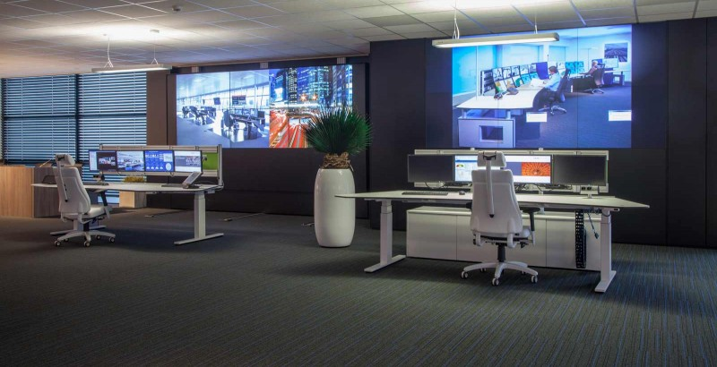 Ervaar ons high-tech Experience Center